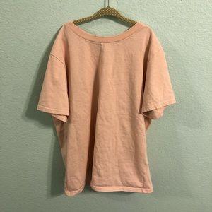 Pink Basic Shirt